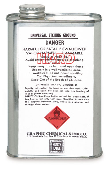 Etching Ground Liquid, Hard