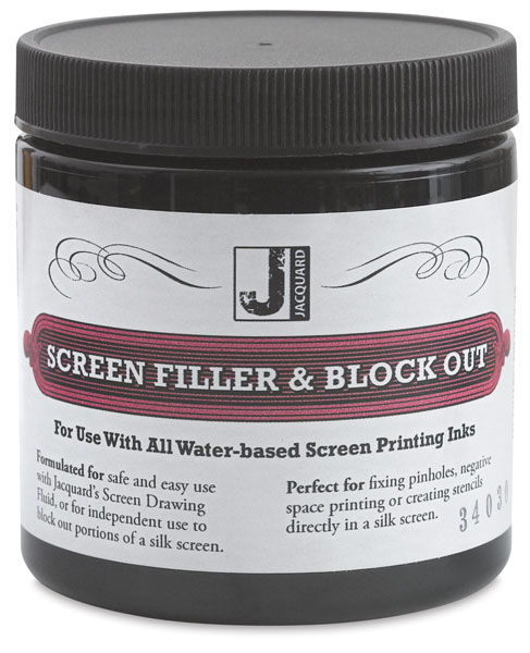 Screen Filler and Block Out, 8 oz
