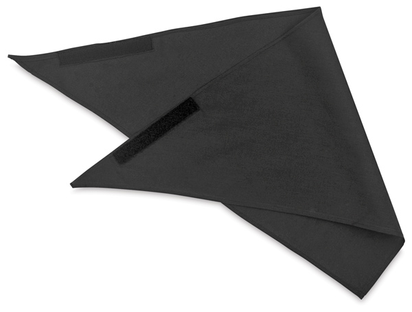 Edge Bandana Mask, Black