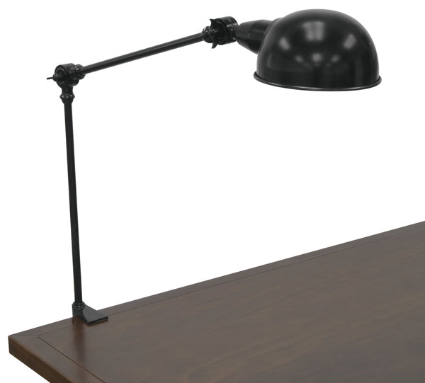 Retro Lamp, Black