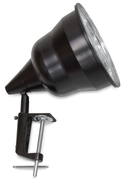 Photography Lamp with Clamp