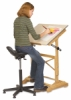 Alvin Synchro-Tilt Painter's Stool
