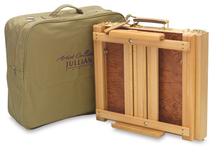 Deluxe Table Easel (Folded) w/ Carrying Case