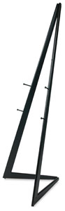 Xylem Bifold Floor Easel, Black