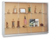 Claridge Sliding Door <nobr>Display Cases</nobr>