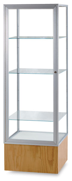 Keepsake Series Display Case, Clear Back