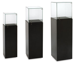 Display Gallery Pedestals