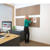 Screenflex Acoustical Display Panel