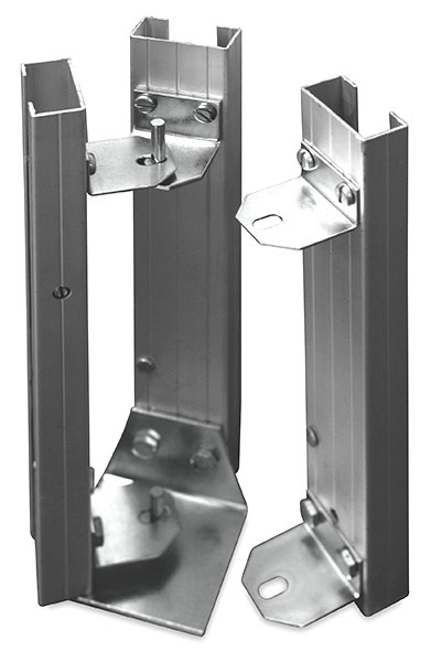 Hinged Junction Kit, Shown with Uprights
