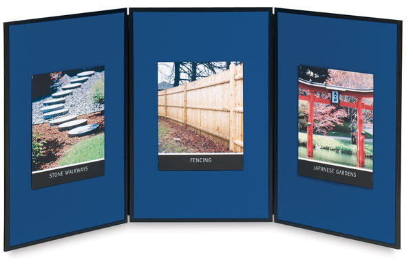 3-Panel Display System
