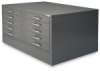 Mayline C-Files 5-Drawer Steel Flat Files