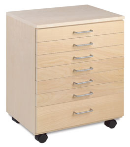 7-Drawer File