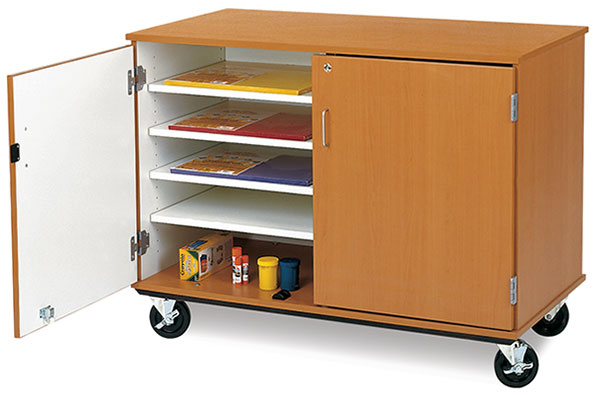 Paper and Art Storage Cabinet