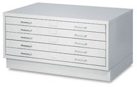 Safco Facil Flat Files