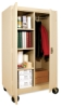 Sandusky Lee Mobile Combination Storage Cabinets