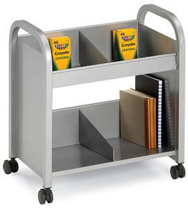 Personal Art Cart, Platinum