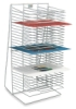 AWT Single Side Drying Rack