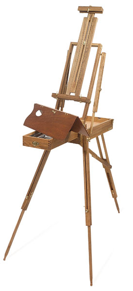 Jullian Half Box Easel