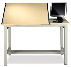 Large Ranger Drawing Table