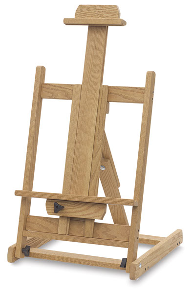 Oak Tabletop Easel
