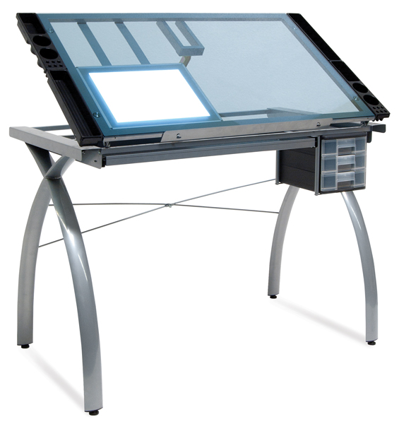 Futura Craft Station with Artograph LED LightPad  (LightPad not Included)