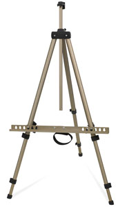 Adjustable Aluminum Easel
