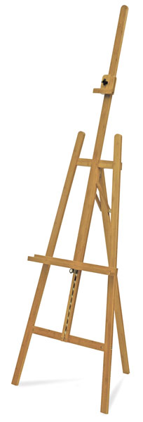 Bamboo Lyre Easel