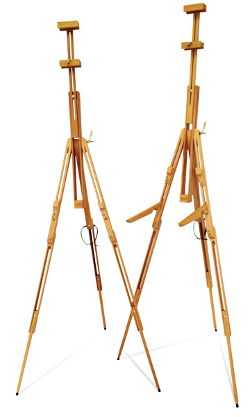 Mabef mini field easels blick art materials Mini chevalet de table