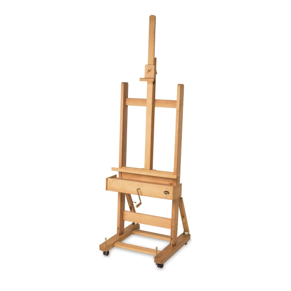 Master's Easel by Jullian