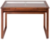 Ponderosa Table, Glass Top
