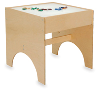 Whitney Brothers Children's Light Table