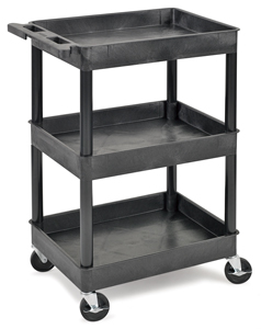 Three-Shelf Cart