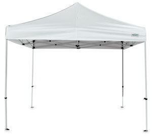 Classic Canopy, White, 10 ft × 10 ft