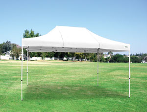 Classic Canopy, White, 10 ft × 15 ft