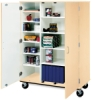 ID Systems Mobile Storage Cabinet