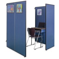 Screenflex Study Carrels