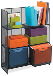 Fold-Up Shelving Unit (Supplies Not Included)