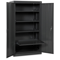 Sandusky Lee Pull-Out Shelf Storage Cabinet