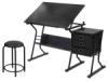 Studio Designs Eclipse Table & Stool Set