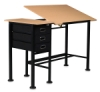 Martin Universal Design Dorchester Split-Top Table