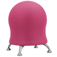 Safco Zenergy Ball Chair, Pink