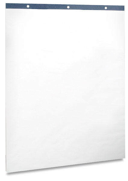 Bond Paper, 50-Sheet Pad