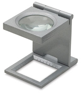 Fold-Up Magnifier