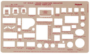 House Furniture Indicator Template