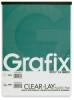 Grafix Clear-Lay Plastic Film Pads