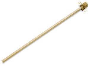Wood Mahl Stick