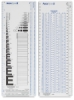 Westcott C-Thru AccuSpec II Designer's Ruler Set