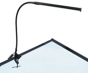 LED Bar Lamp, Black