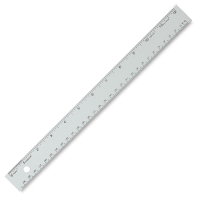 Alumicolor Non-Slip Straight Edge Ruler