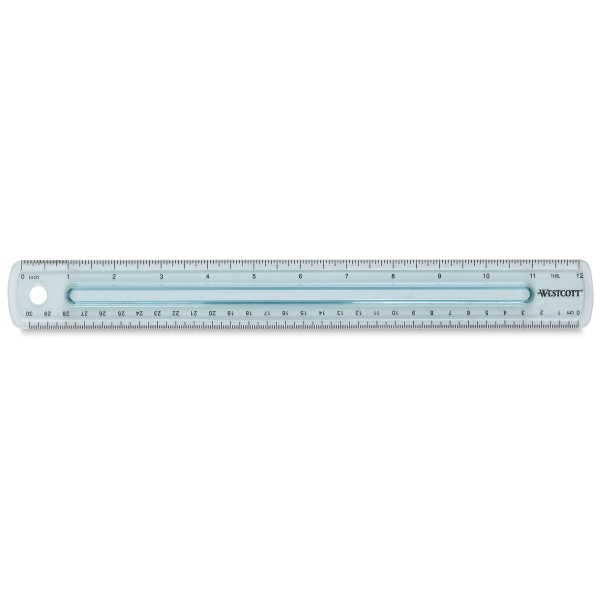 Finger Grip Ruler